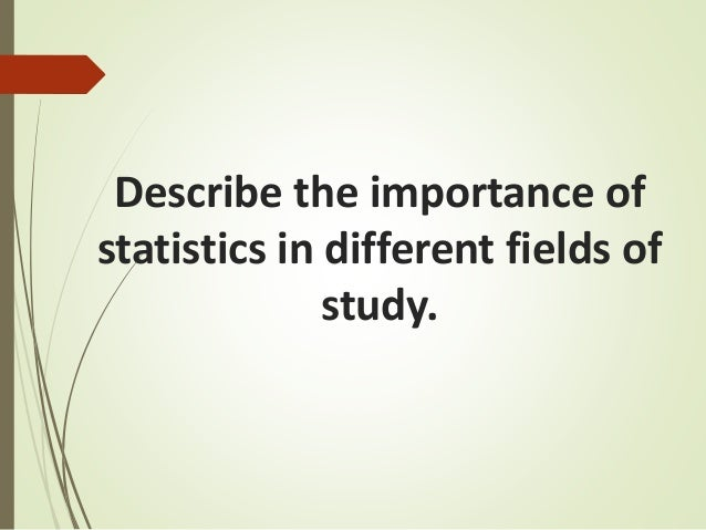 application of mathematics in different fields