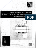 mechanical seals for pumps application guidelines