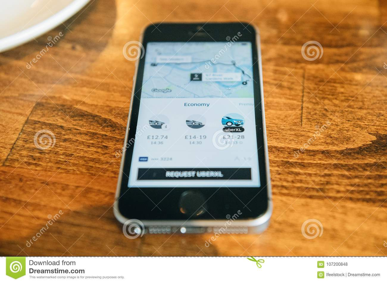 how to download uber application