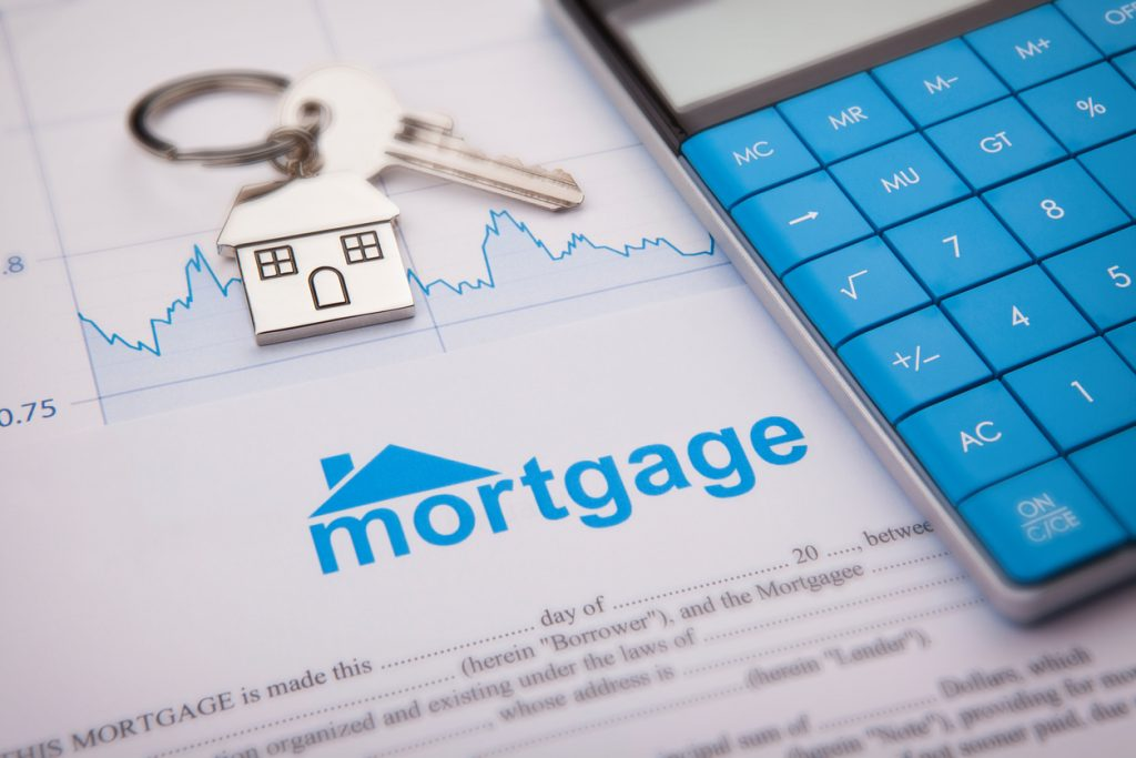 will a credit card affect my mortgage application