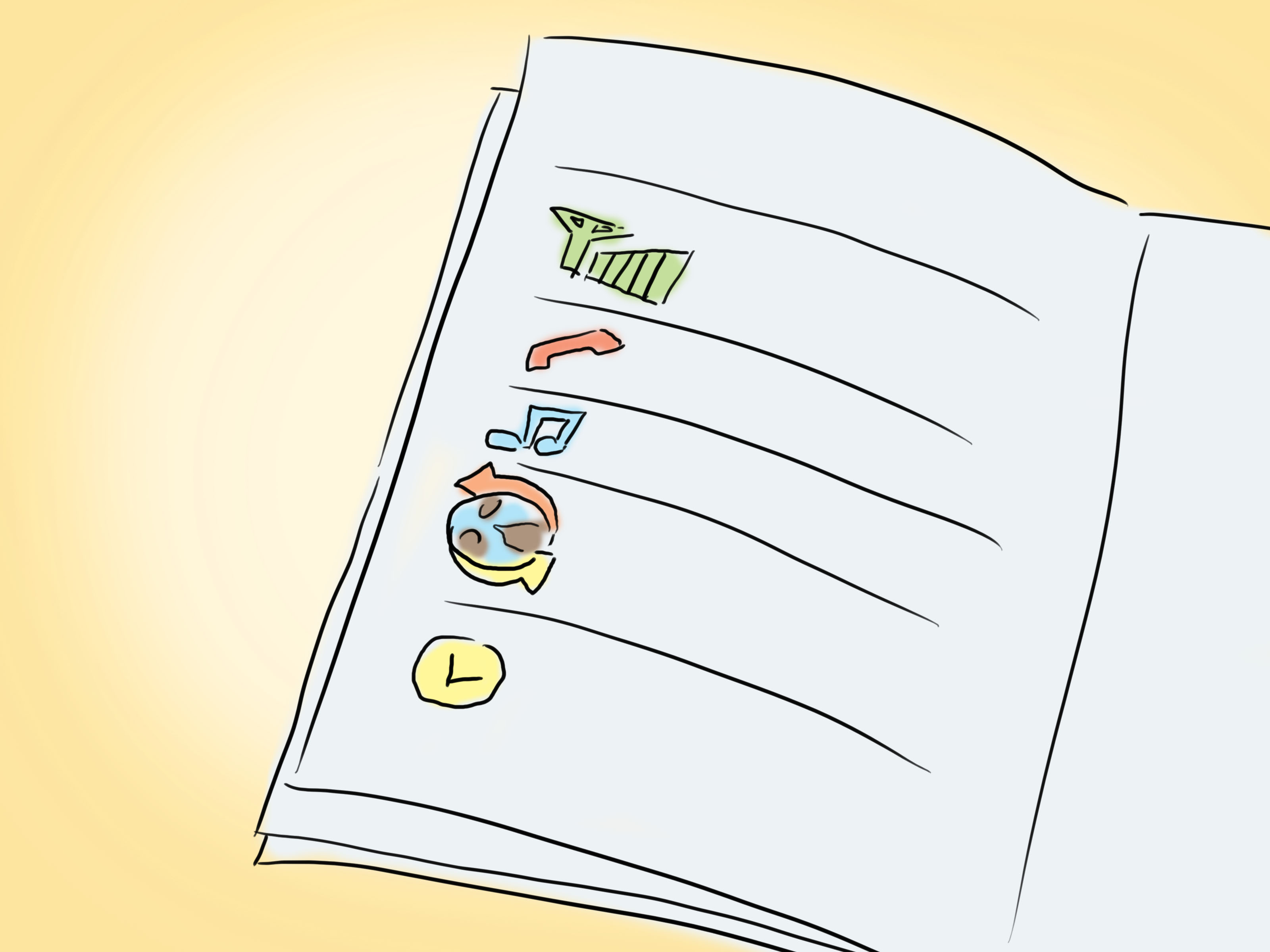 how to write user manual for software application