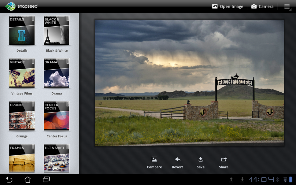 building a photo and video sharing application for android