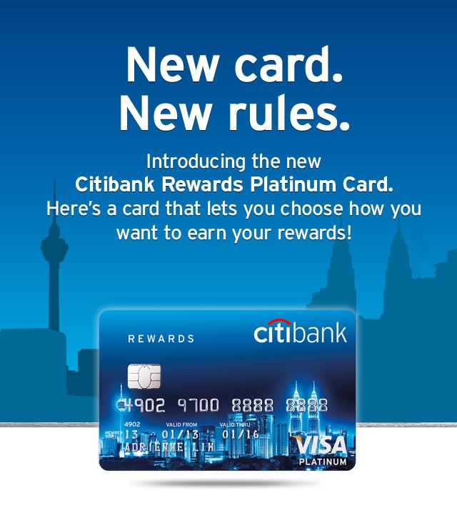 how to apply citibank supplementary card malaysia