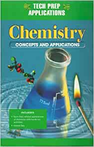 glencoe chemistry concepts and applications