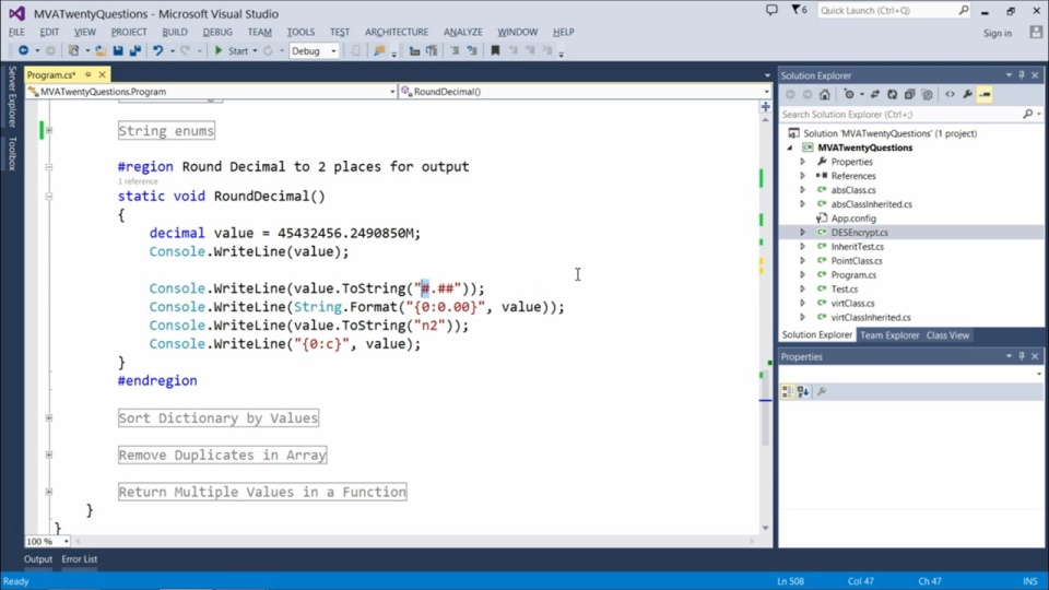 how to use log4net in c# console application