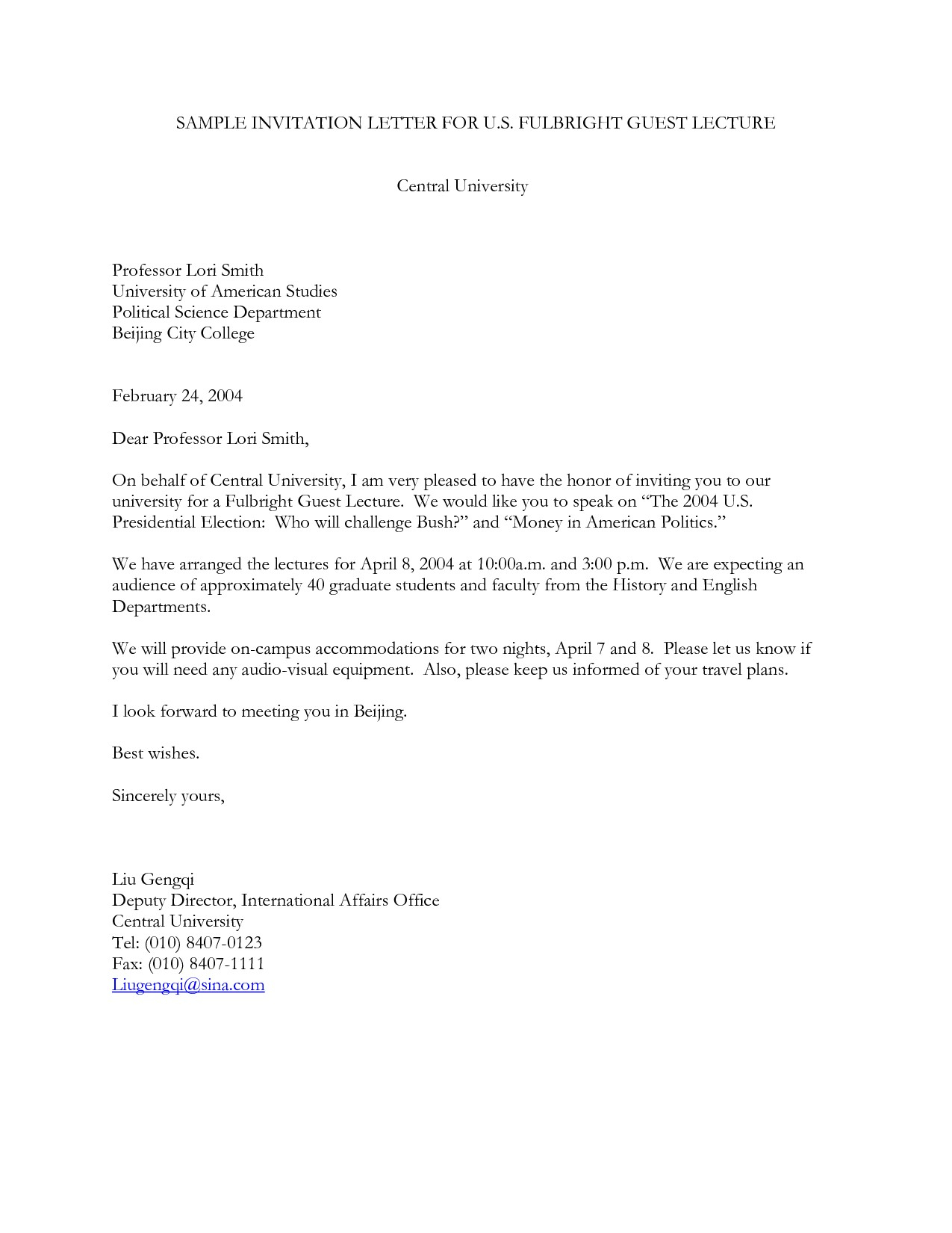 how to write a cover letter for a visa application