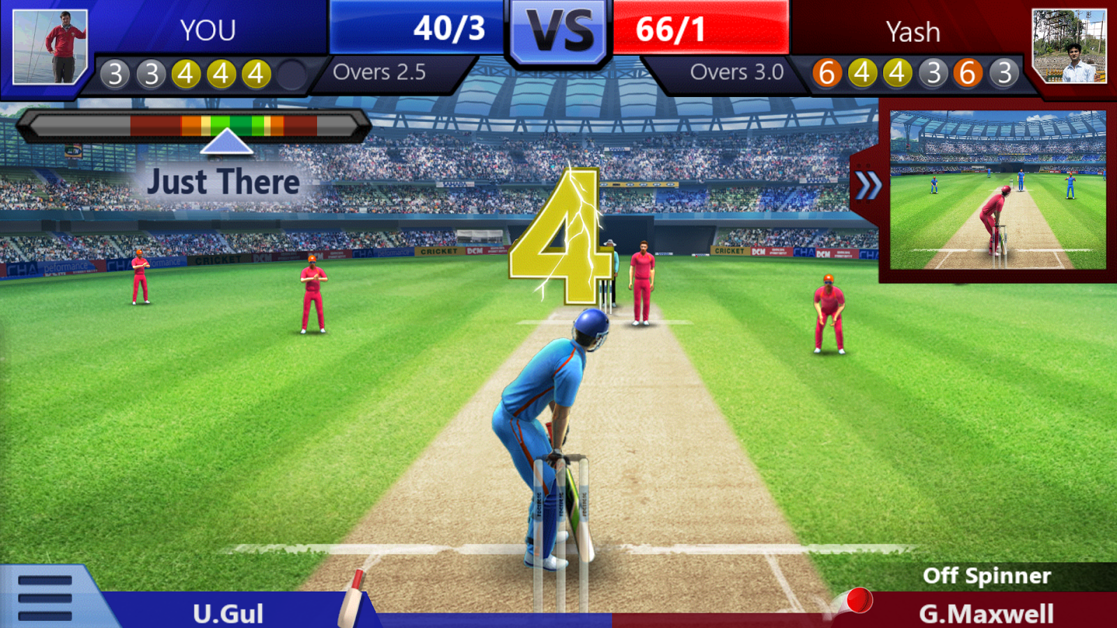 live cricket application for android