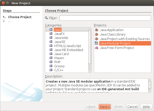 netbeans web application projects download