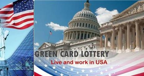 official green card lottery application
