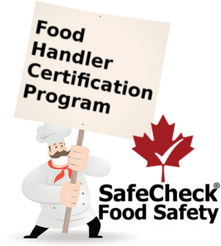online application for food safety licence